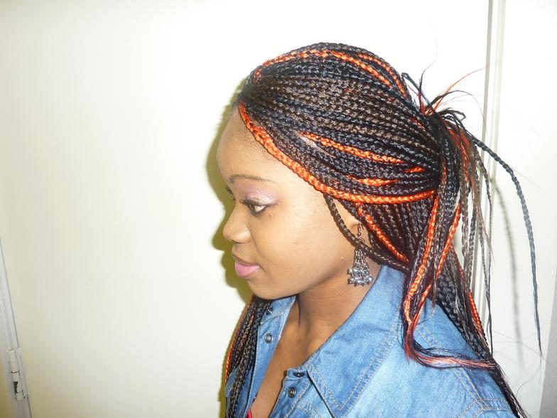 1000+ Images About Individual Braids (Casual And Elegant